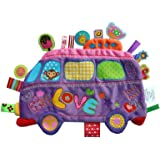 Label-LL-HO1354-Label   Holiday doudou Love Bus