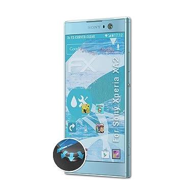 Handys & Kommunikation Atfolix 3x Displayschutzfolie Für Sony Xperia Z Ultra Schutzfolie Fx-clear Folie Computer, Tablets & Netzwerk