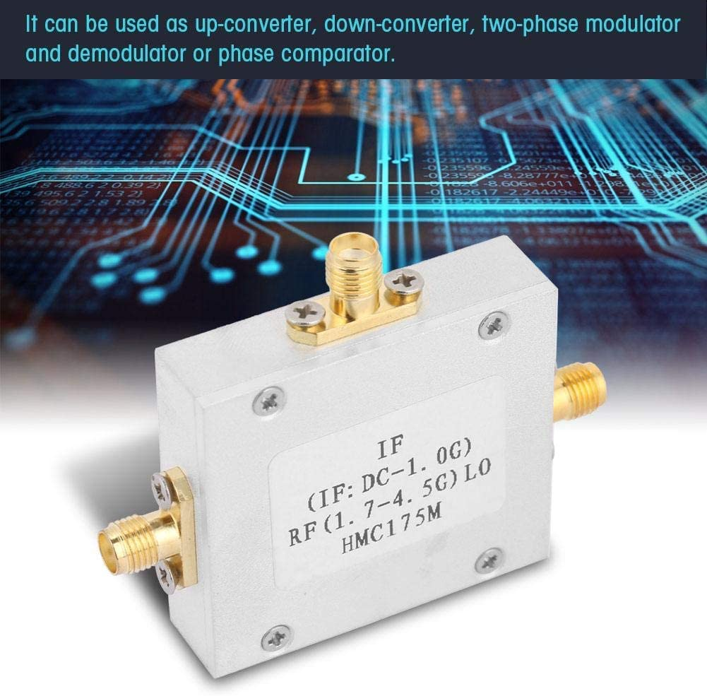 LHQ-HQ HMC175 Passive Mixer RF Frequency Conversion Mixer Double-Balanced Diode Module for Up Down Vonverter Two-Phase Modulator