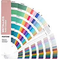 PANTONE GG1507A Metallics Coated-Guide, Multicolor