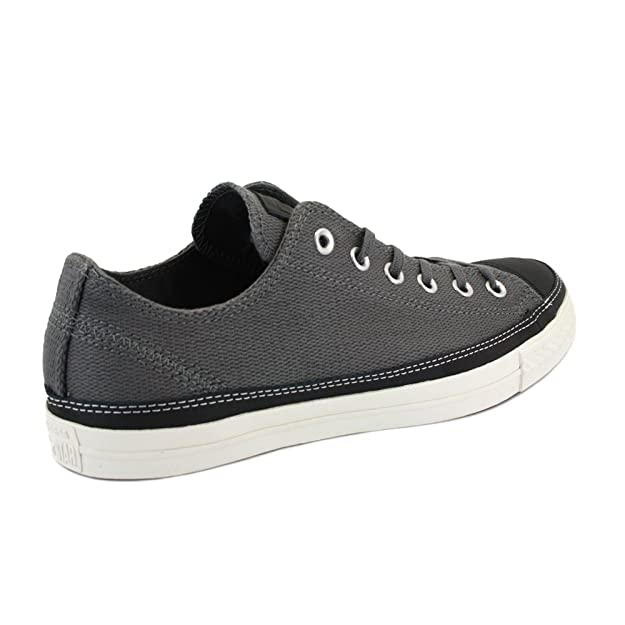 3e37276445d463 Converse Chuck Taylor All Star LP II Ox 140149C Mens Laced Textile Trainers  Charcoal - 9  Amazon.co.uk  Shoes   Bags