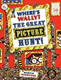 Where's Wally? The Great Picture Hunt by Martin Handford (2008-06-02)