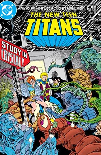 New Teen Titans (1984-1988) #10