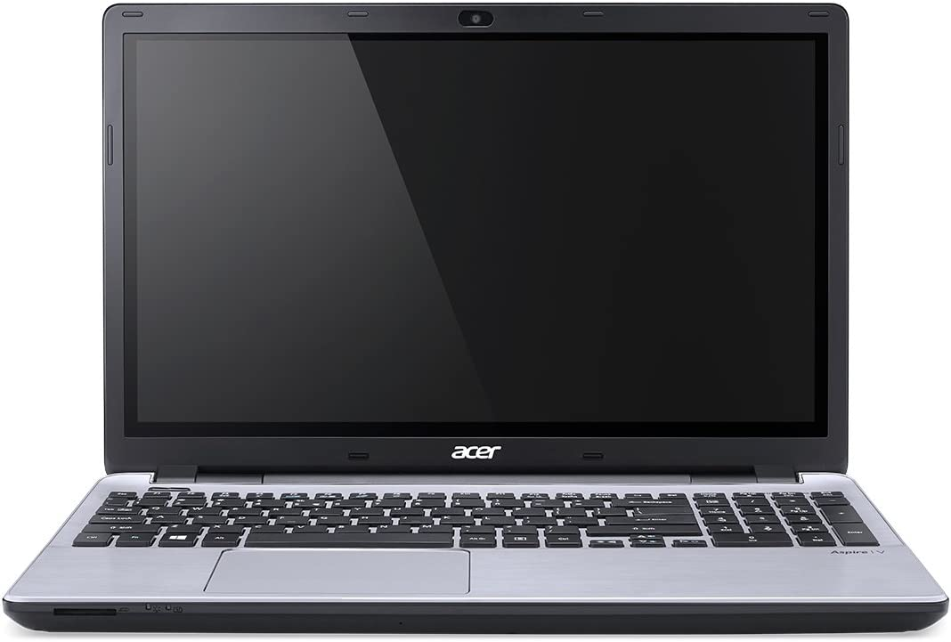 "Acer Aspire V3-572-78S3 Laptop (Windows 8, Intel Core i7 4510U 2.0 GHz, 15.6"" LED-lit Screen, Storage: 1 TB, RAM: 8 GB) Platinum Silver"