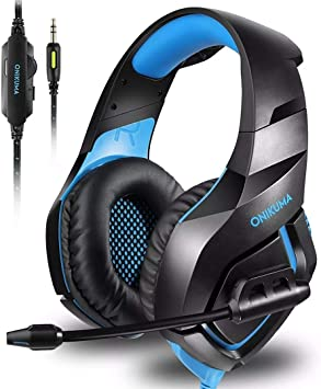 Unicview Cascos Gaming K1 (2020) para PS4, PC, Xbox One, Switch ...