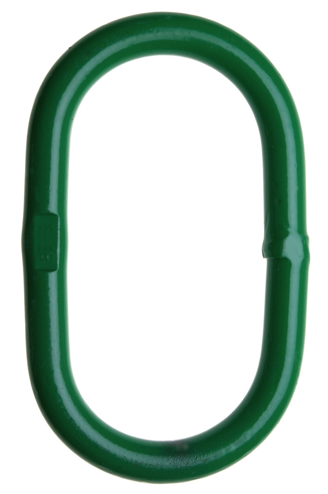 Campbell VO-4 Grade 100 Cam-Alloy Oblong Master Link, Painted Green, 1-1/4'' Diameter, 45200 lbs Load Capacity