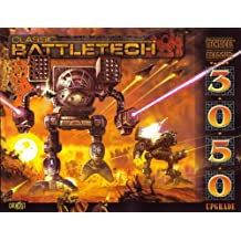 Battletech: Technical Readout 3050