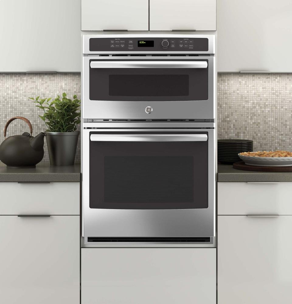 Quilted Kitchen Appliance Covers Amazoncom Ge Jk3800shss 27 Stainless Steel Electric Combination