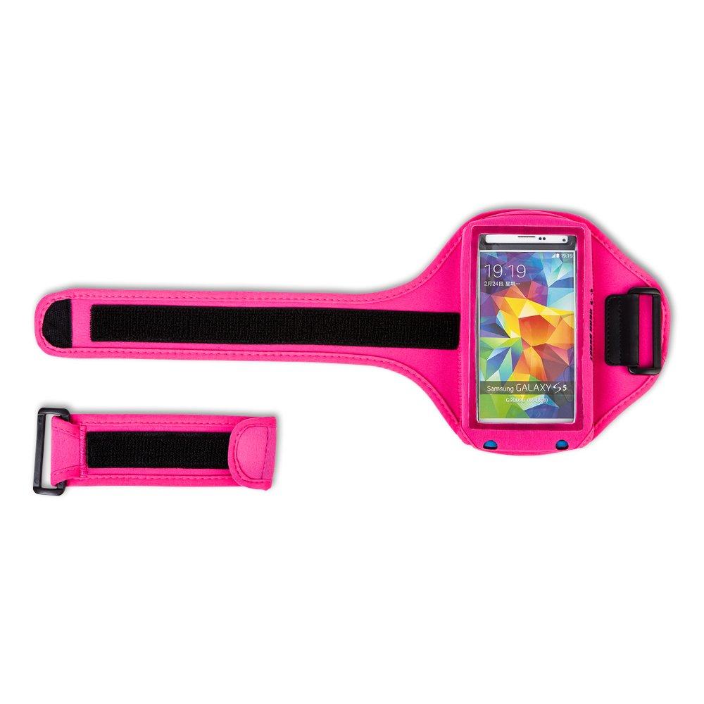 Gear bestia caso Compatible [Otterbox, Lifeproof, otros] deporte running brazalete ID/ranura para tarjetas iPhone 6S Plus, 6 plus, Nota 5, 4, S7 Edge, ...