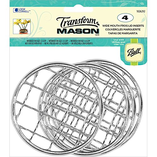 Loew-Cornell Transform Mason Ball Lid Inserts