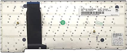 SHKJ New Backlit and Frame Keyboard US for Lenovo ThinkPad 01EN682 01EN723 Laptop Replacement