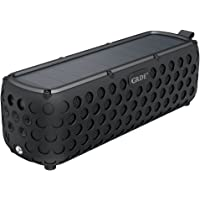 GRDE 30-Hrs. Playtime Wireless Bluetooth 4.0 Speakers w/Mic
