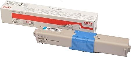 Oki Toner Cyan C332 Mc363 1 5k Bürobedarf Schreibwaren