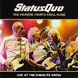 Status Quo: The Frantic Four's Final Fling-Live At The Dublin O2 Arena (2 Vinyl LP inkl. Download Code) [Vinyl LP] (Vinyl)