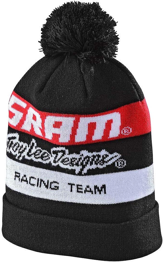 Troy Lee Designs Mens 2019 TLD KTM Team Pom Beanie Hats