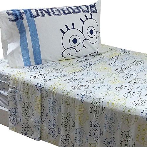Nickelodeon SpongeBob Sheet Set, - Sheets Spongebob