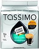 TASSIMO Carte Noire Café Long Arômatique 16 Disc - Lot de 5 (80 Disc)