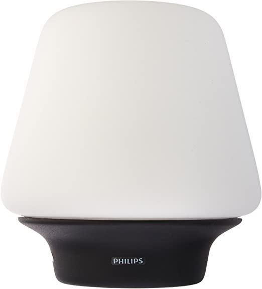 Amazon.com: Philips Hue White Ambiance Wellness - Lámpara de ...