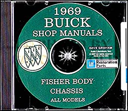 61UmNA5Ow9L._SX258_BO1204203200_ step by step 1969 buick repair shop & service manual & fisher body 1969 Buick GSX at gsmx.co