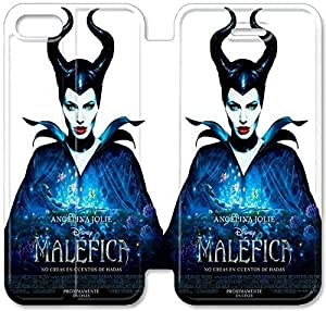ANGEINA JOIE EN MAEFICENT NORMA Encargo Tirón Caja funda Para el iPhone 5 5s funda , iPhone 5 5s Case - KHOOOFOFA5905