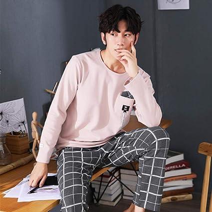 Zara Lew - Pijama para Hombre de Franela de Forro Coral de ...