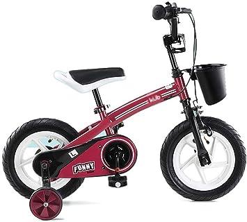 WJSW Bicicleta para niños Triciclo de Interior/Bicicleta para ...