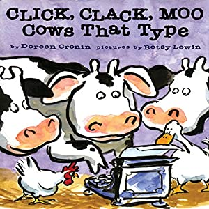 Click Clack Moo: Cows That Type Audiobook