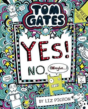 Tom Gates 8: Yes! No (Maybe...) (Tom Gates series) (English ...