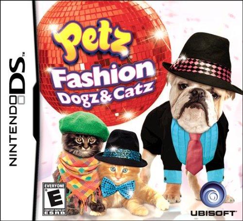 Petz Fashion: Dogz and Catz - Nintendo - Fashion Games Video