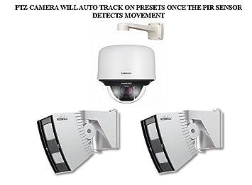 i2 a1 – Samsung SCP-2430HP 43 X ZOOM & Redwall SIP-3020 CCTV