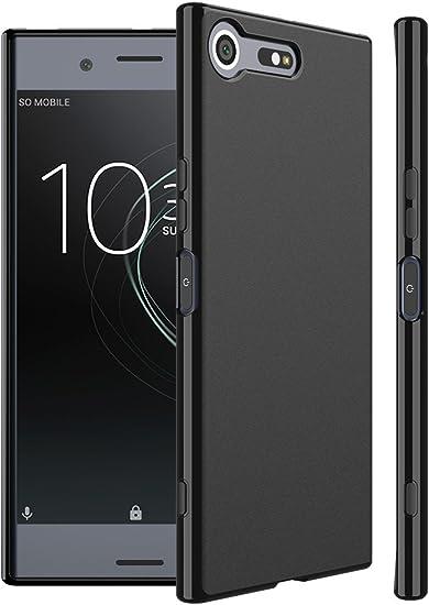 WOEXET Funda para Sony Xperia XZ Premium Ultra Slim Flexible ...