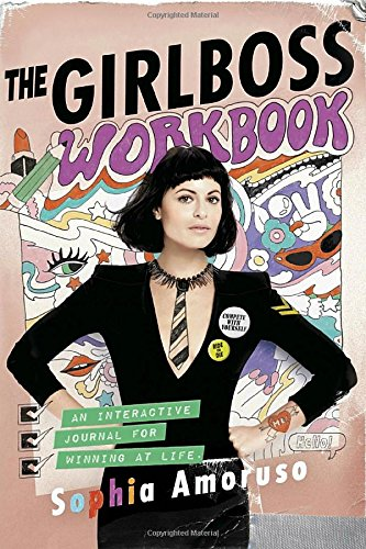 The Girlboss Workbook: An Interactive Journal for Winning at Life cover