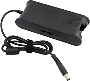Fancy Buying 90W AC Adapter Charger for Dell Latitude 2100 P02T001 ATG D620 PP18L D630 E6400 PP27L E6410 PP27LA001 D531 PP04X E4300 E6400 E5500 E6500 E4200 XFR +Power Cord
