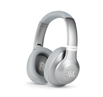 Amazon.com  JBL Everest-710 Everest 710 Over-Ear Wireless Bluetooth  Headphones (Gun Metal) 81a8ac8c58