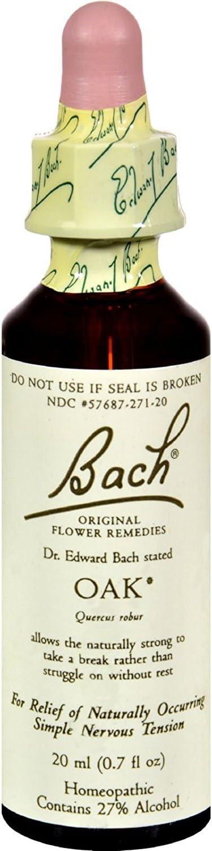 Bach Original Flower Remedies - Dr Edward Bach Stated Oak - 20 ml.