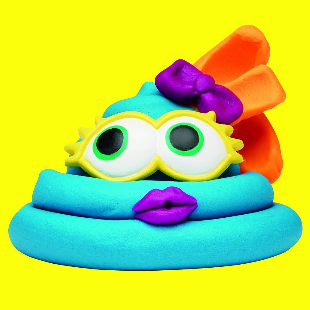 Play-Doh-E5810EU40 Cacas Divertidas, Multicolor (Hasbro E5810EU4)
