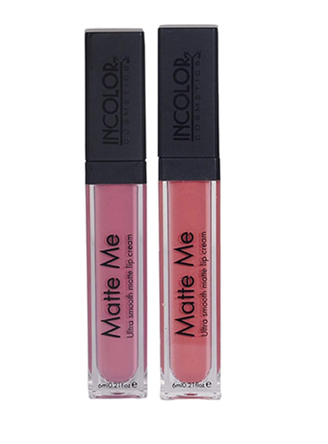 Incolor Matte Me Ultra Smooth Lip Cream-1