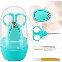 Suntapower Juego de cortaúñas para bebé - Juego