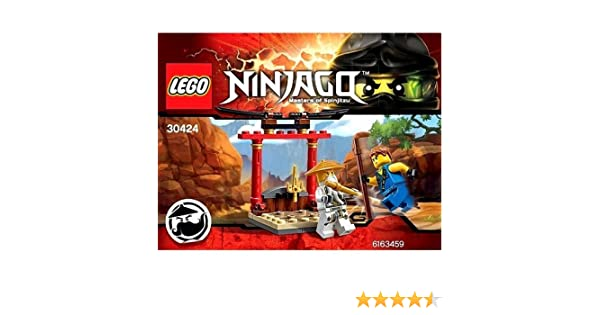 Amazon.com: LEGO Ninjago WU-CRU Training Dojo Mini Set No. 30424 ...