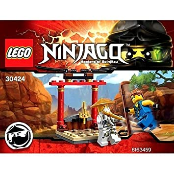 Amazon.com: LEGO Ninjago WU-CRU Training Dojo Mini Set No. 30424 ...