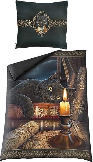 Spiral Bettwäsche Motiv The Witching Hour Einzelbett Bedruckt