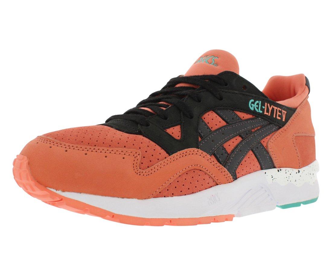 huge selection of 6ecff fd27e ASICS Gel - Lyte V Casual Men's Shoes Size 11 Coral/Black