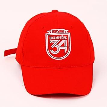 f4ac2ece152 Amazon.com   Benfica Hat Official Licensed Cap BiCampeões 34 2014 15 ...