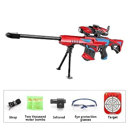 Super Tag Pistola de Agua Barrett mezclada, Pistola de energía cinética Counter-Strike-