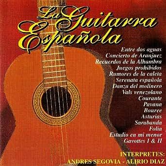 Amazon.com: La Guitarra Española: Various artists: MP3 Downloads