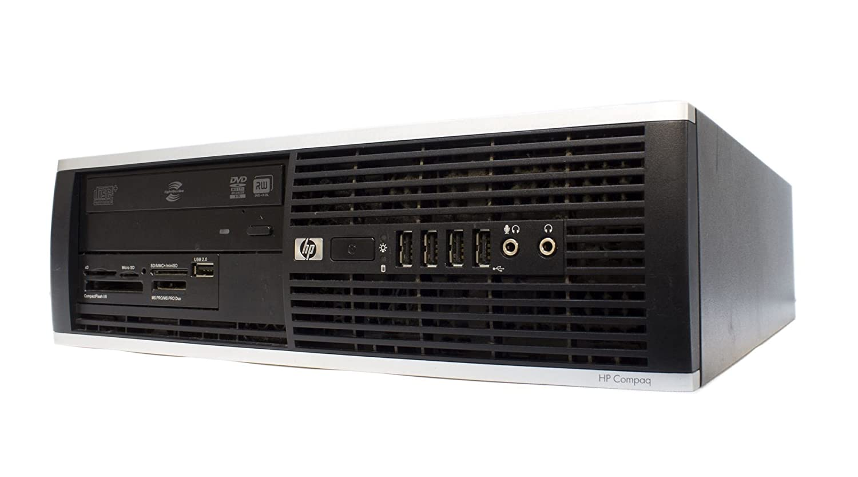 Newly Refurbished HP 8000 Desktop Pentium Dual Core 3.00Ghz 4GB Memory 320GB Hard Drive - Microsoft Windows 10 Professional 64Bit - and 1 Year Warranty
