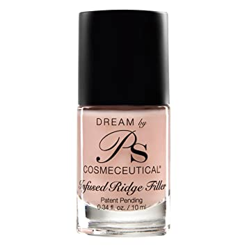 Amazon.com : PS Polish Natural Nail Polish Foundation Ridge-Filler ...