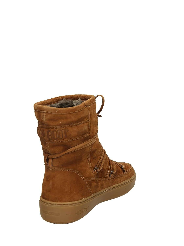 Moon Boot Women Pulse Mid Whiskey  Amazon.it  Scarpe e borse adfde7a017a