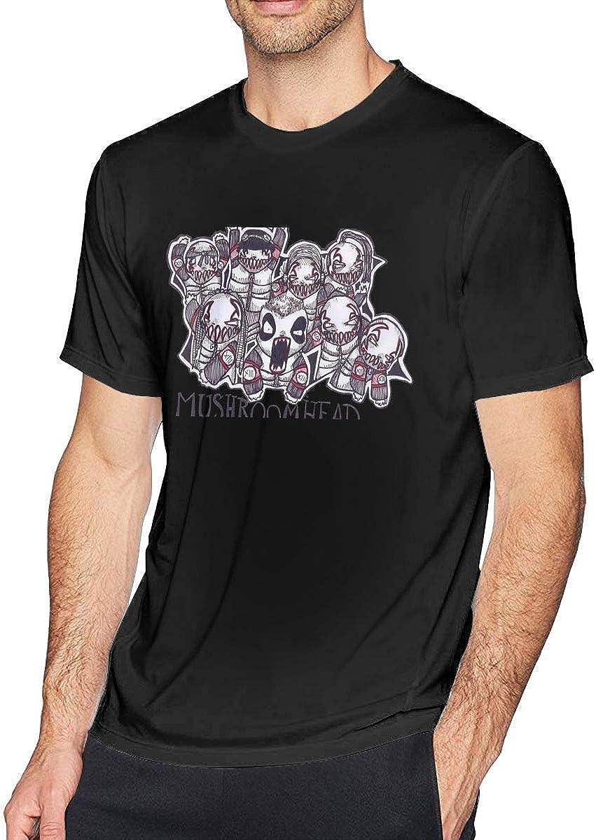 YGYP Camiseta de Manga Corta para Hombre XZShop Mushroomhead ...