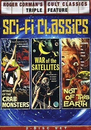 Amazon com: Roger Corman's Cult Classics Triple Feature (Attack of